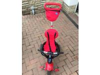SmartTrike - lightly used - suitable for ages 6 months to 36 months