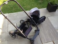 Oyster buggy pushchair pram stroller