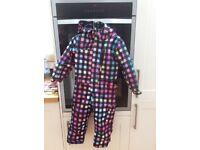 Ski child's clothing age 4/5