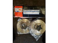 Brake Discs for Ford Transit
