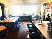 SOHOST #Groworking - Soho W1 - Table for 6 Available