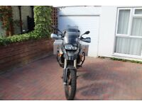 FS BMW F800GS with Luggage & Accessories