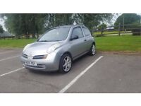 2005 year.... Nissan Micra.... 12 Months M.O.T.... 76k on The clock.... service history....