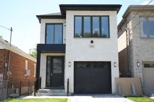 Custom Built Family Home w/ High End Finishes @ Scotia Ave