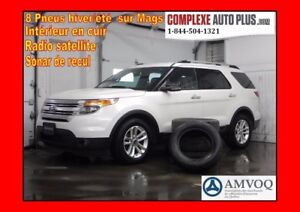 2011 Ford Explorer XLT V6 *Cuir, 7 passagers