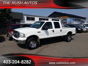 2007 Ford F-250 Super Duty XLT XLT 4