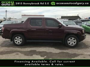 2007 Honda Ridgeline EX-L Leather, Sunroof 6 Months Warranty