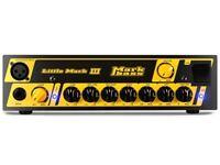NEW Markbass Little Mark III bass amplifier head