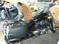 TRIUMPH THUNDERBIRD 1600 EXCELLENT CONDITION WITH VERY LOW MILES NEW MOT READY TO GO