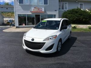 2012 Mazda MAZDA5 GS economical minivan! 6 Pass