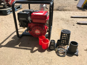 "Never been used - 3"" 6.5HP Water Pump"