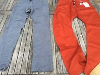 Humor trousers and shorts various sizes, colours & styles