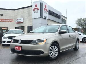 2014 Volkswagen Jetta 2.0L (HEATED SEATS! CRUISE CONTROL!)
