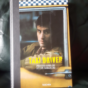 TAXI DRIVER PHOTOGRAPHY BOOK