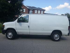2010 Ford Other Commercial Minivan, Van