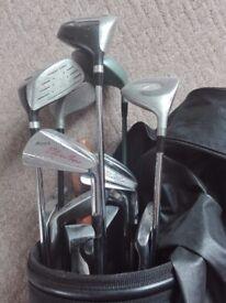 Second hand golf clubs