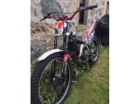 2014 Beta Evo 250 - not gasgas,sherco,scorpa