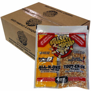 REAL Theater Pop corn mix 8oz or 4 oz