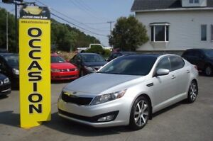 2011 KIA Optima EX  LUXURY avec Navigation