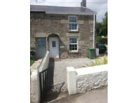 LAST VIEWINGS**** Beautiful 2 bed cottage to let in Whitecross, Nr Penzance/Hayle