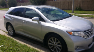 2011 Toyota Venza AWD - safety and etested