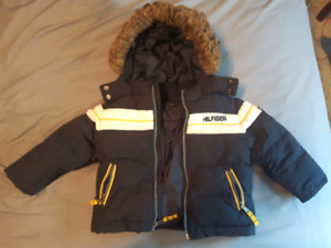 TOMMY HILFIGER WINTER COAT!! BOYS 2T
