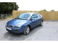 2005 Ford focus Zetec, 2.0, facelift model, 12 months mot, 1 owner, service history, 2 keys