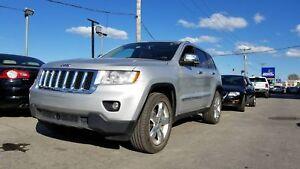 Jeep Grand Cherokee OVERLAND/NAV/TOIT/CUIR/FULL!
