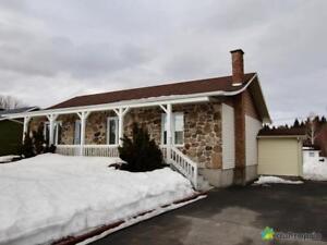 168 000$ - Bungalow à vendre à Shawinigan (Grand-Mère)