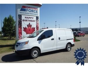 2015 Chevrolet City Express Cargo Van LT Front Wheel Drive, 2.0L