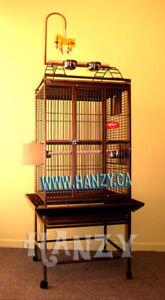 Cage Neuve pour perroquet, gris d'affrique, cacatoes, amazones,