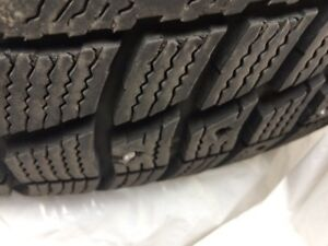 Winter tires-studded! 205/50R17