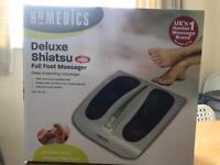 Deluxe Shiatsu Foot Massager