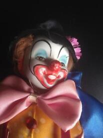 2 China clowns
