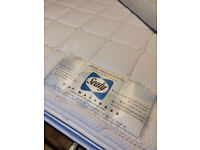 King Size Sealy Mattress - Great Condition - Free To Good Home