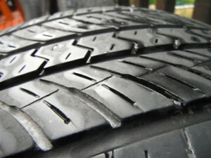 4 Bridgestone Dueler H/L All Season Tires P235/55/19 -BEST OFFER