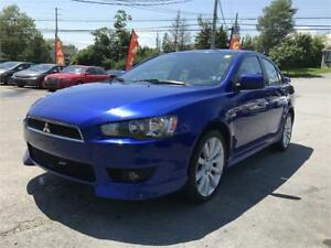 2008 Mitsubishi Lancer GTS NEW MVI, SHARP, GOOD ON GAS! LOW KMS
