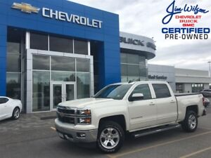 2015 Chevrolet Silverado 1500 LT Z71 4X4 5.3L TRUE NORTH REAR CA