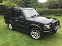 Land Rover Discovery 2.5Td5 Landmark automaic