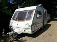 abbey vouge gt 215 2003 2 berth in excellent condition