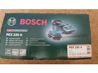 Bosch Sander - brand new!