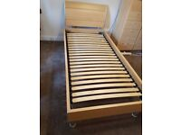 nolte single bedframe