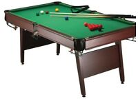 Free Snooker Table - 3/4 size