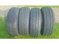4 Tyres . 4BCT 5600 185/60R 15 84H