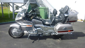 1999 50th anniversary gold wing
