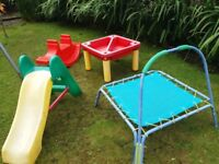 Outdoor toddler toys