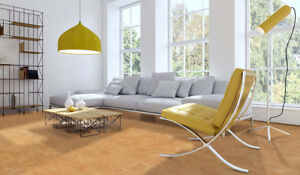 Cork Flooring for a Fraction of the Cost!!!
