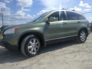 Honda CR-V 2007 (stock#176)