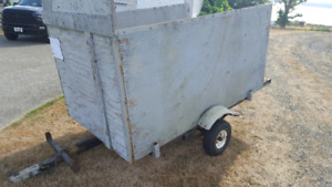Utility Trailer    JUST SOLD THANKS