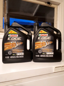 Castrol Edge Full Synthetic 5W-20 Engine Oil